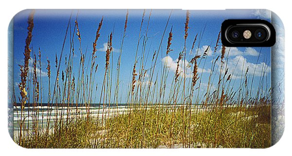 Perfect Day At A Florida Beach IPhone Case