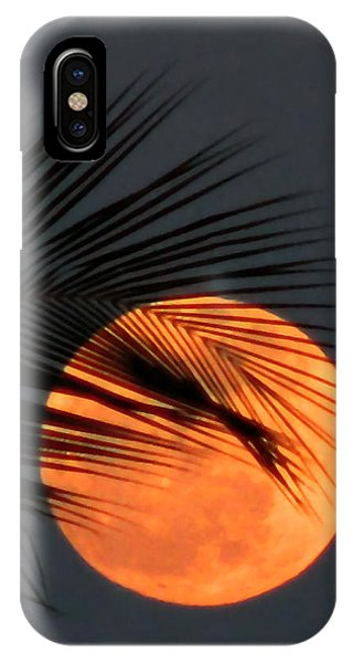 Florida Moonrise IPhone Case