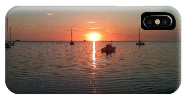 Sunset iPhone Case - Florida Sunset by Bill Cannon