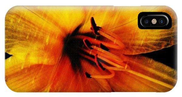 Beautiful iPhone Case - Flower by Lea Ward