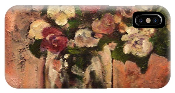 Flowers For Mom IPhone Case