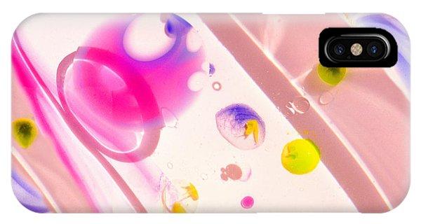 Fluidism Aspect 561 Photography IPhone Case