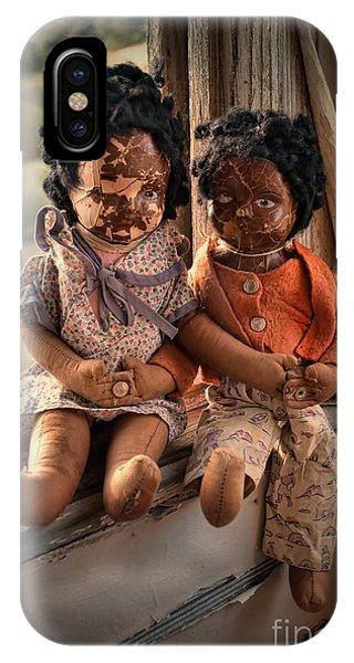 Forgotten Dolls Study II IPhone Case