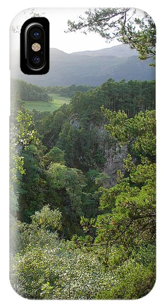 Foyers Valley IPhone Case