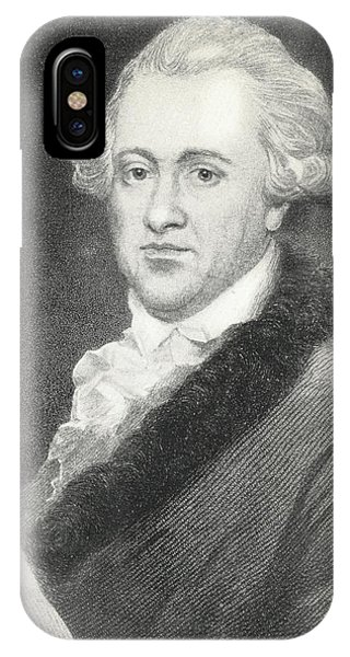 Frederick William Herschel, Astronomer Phone Case by Science, Industry & Business Librarynew York Public Library