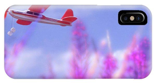 Free Flight IPhone Case