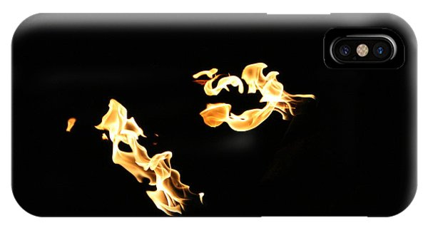 Freeze Fire 2 IPhone Case