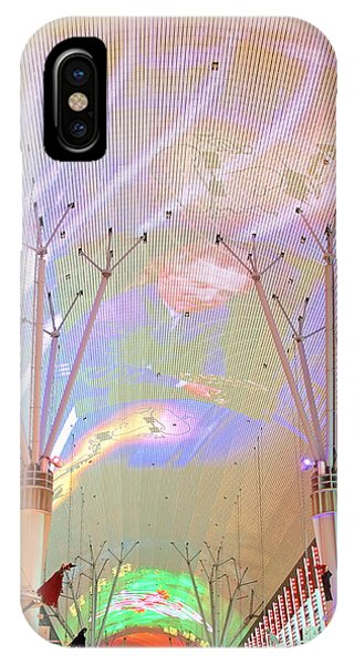 Fremont Street IPhone Case