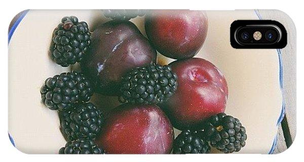 Still Life iPhone Case - Fresh Fruits by Ann K