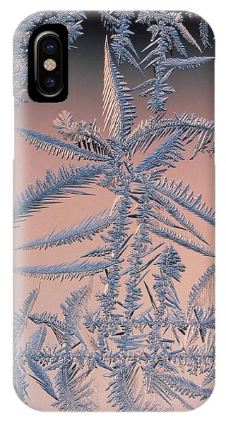 Frost Glass iPhone Case - Frost by Pekka Parviainen
