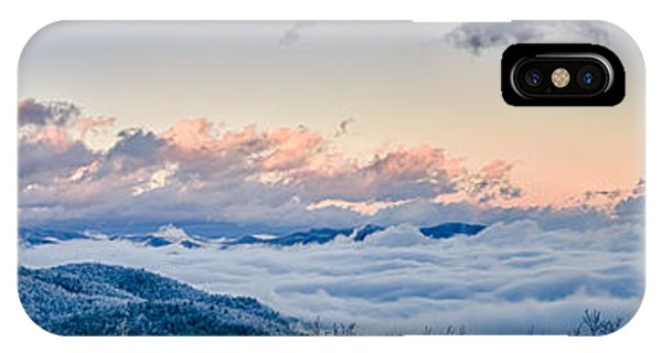 IPhone Case featuring the photograph Frosty Morning by Joye Ardyn Durham