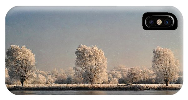 Frozen Lake IPhone Case