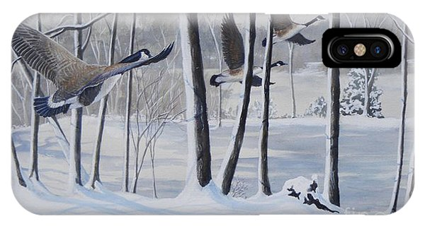 Frozen Over  Sold Prints Available IPhone Case