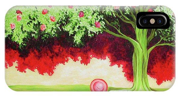 Fruit Tree IPhone Case