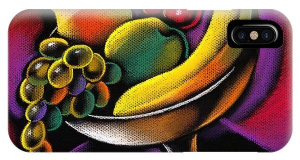 Banana iPhone Case - Fruits by Leon Zernitsky