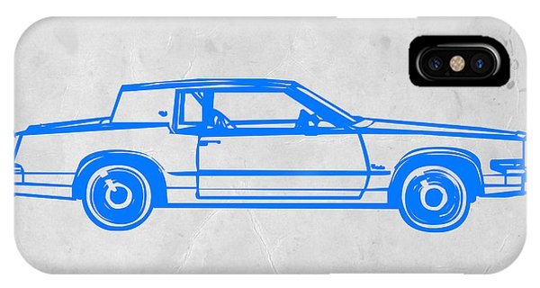 Gangster Car IPhone Case