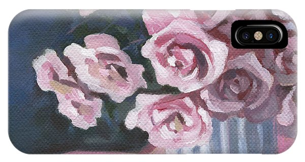 Garden Roses IPhone Case