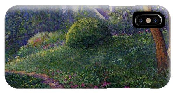 Garden Trail IPhone Case