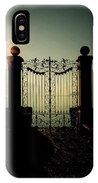 Golden Gate Bridge iPhone Case - Gateway To The Lake by Joana Kruse