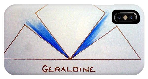 Geraldine IPhone Case