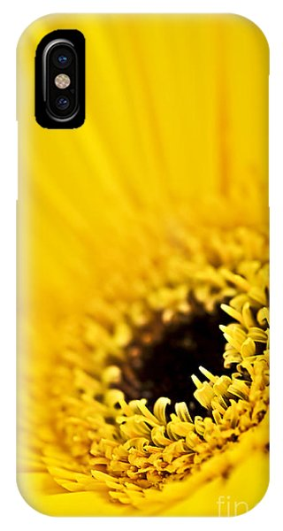 Gerbera Flower IPhone Case