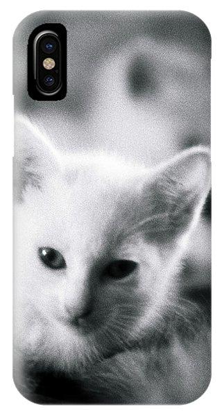 Ghost Kitties IPhone Case