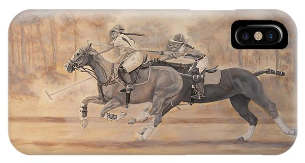 Ghost Riders IPhone Case