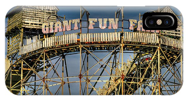 Giant Fun Fair IPhone Case