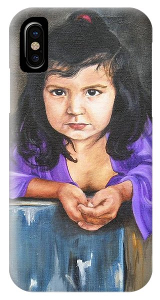 Girl From San Luis IPhone Case