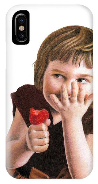 Girlish Giggles IPhone Case