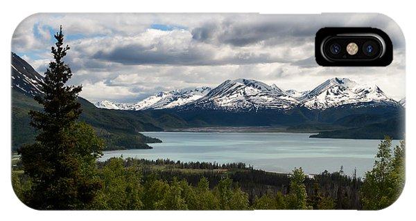 Glacier Water IPhone Case