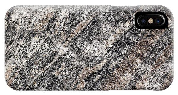 Gneiss Rock Pattern IPhone Case