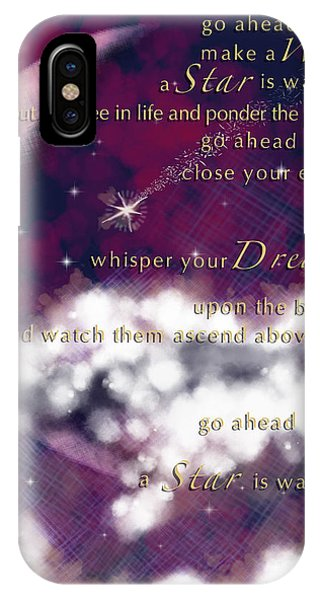 Go Ahead IPhone Case
