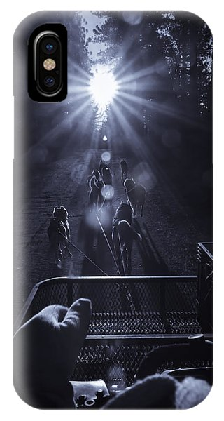 IPhone Case featuring the photograph Go Dogs Go by Sherri Meyer