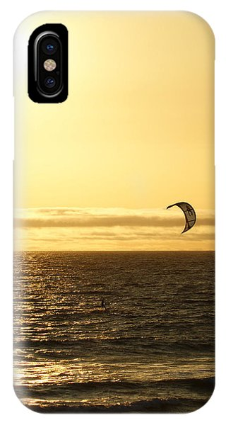 Golden Day IPhone Case