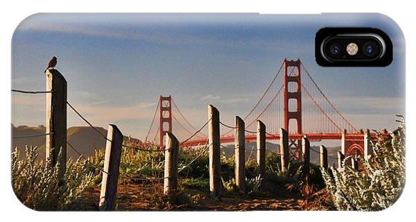 Golden Gate Bridge - 2 IPhone Case