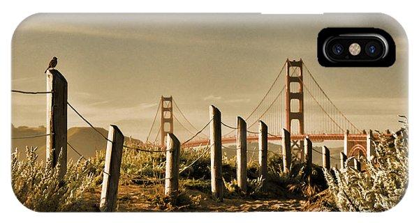 Golden Gate Bridge - 3 IPhone Case