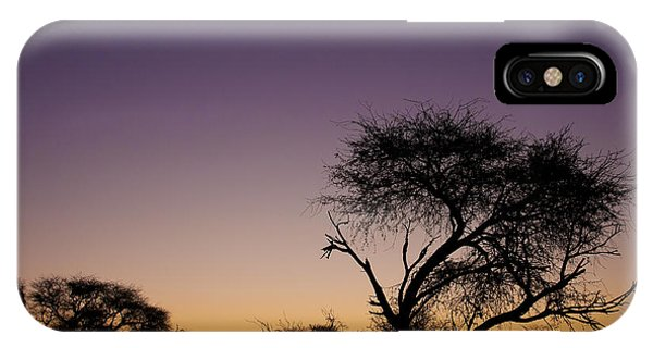 Good Morning Africa  IPhone Case