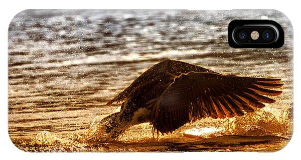 Goose Attack IPhone Case