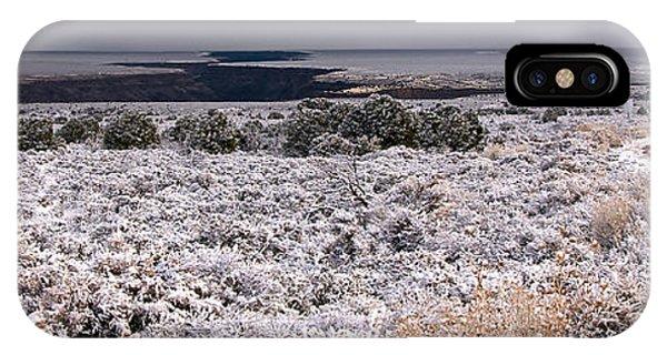 Gorge Snow IPhone Case