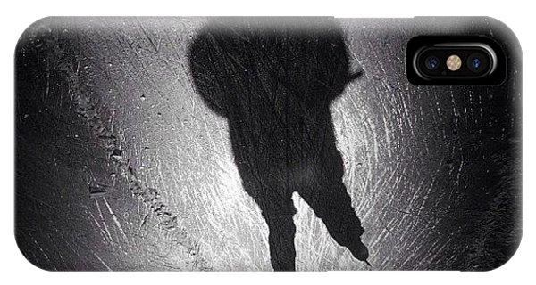 Gotta Love This Dutch Winter... #shadow IPhone Case