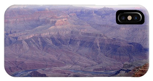 Grand Canyon Pastiche IPhone Case