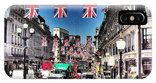 London2012 iPhone Case - #greatbritin #jubile #britin #england by Abdelrahman Alawwad