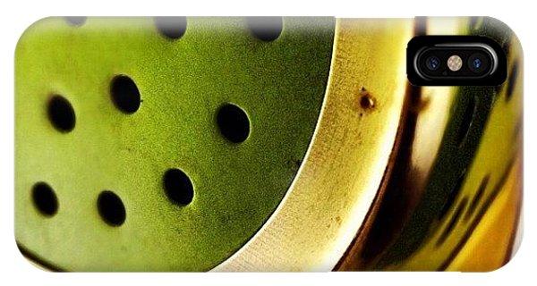 Amazing iPhone Case - Green Rinse by Matthew Blum