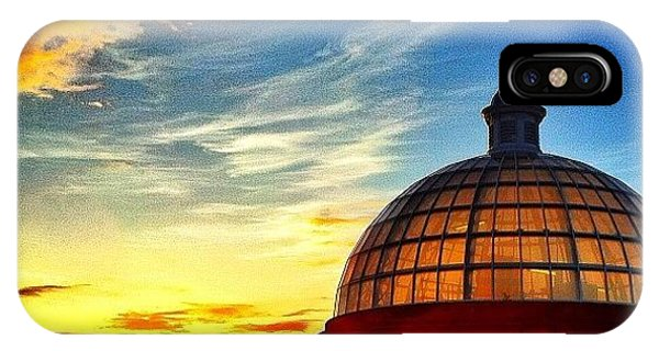 Beautiful iPhone Case - Greenwich In Summer by Samuel Gunnell