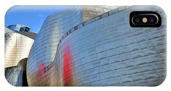 Guggenheim Museum Bilbao - 3 IPhone Case