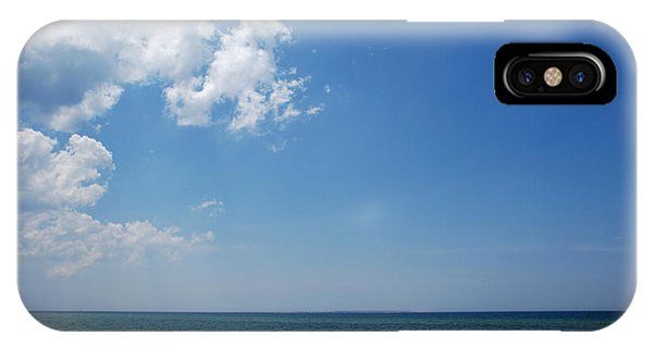 Gulf Sky IPhone Case