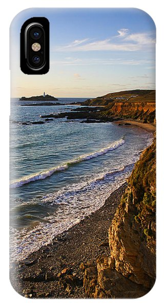 Gwithian Beach IPhone Case