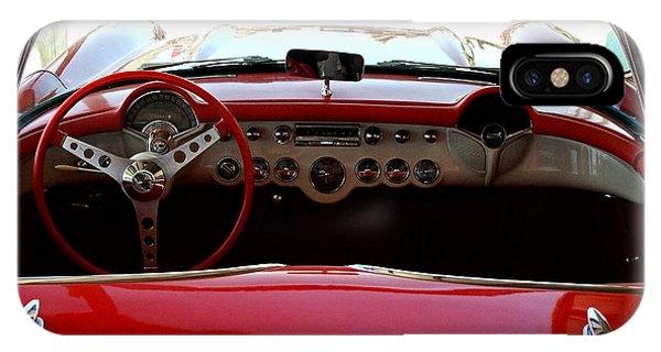 Hackberry Corvette IPhone Case