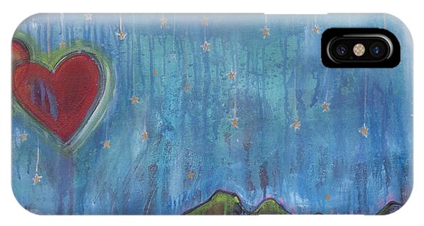 Hang Among The Stars IPhone Case